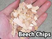Beech Chippings - a suitable substrate for Royal Pythons