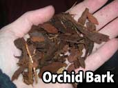 Orchid Bark - a suitable substrate for Royal Pythons